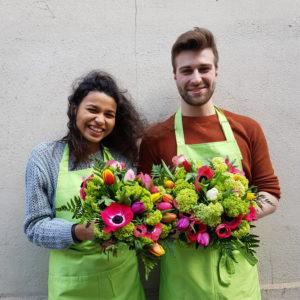 Portes ouvertes avril 2019 @ École des Fleuristes de Paris