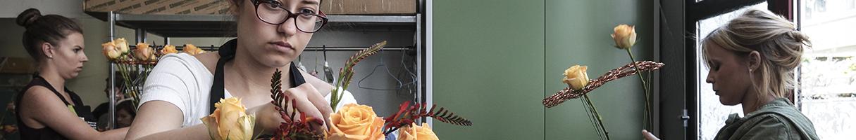Formation fleuriste paris